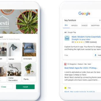 New ways to put your customers first – Google's announcement on deep linking
