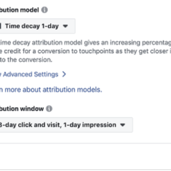 Facebook's Removing its 28-Day Attribution Model for Conversions from Ads